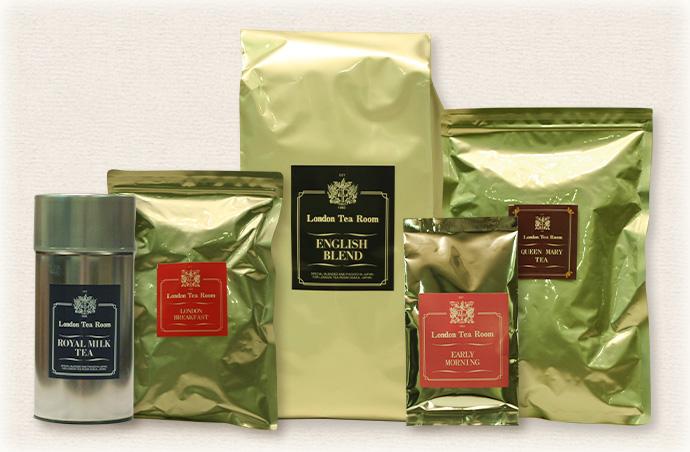 1983年創業、ロンドンティールームで人気の紅茶をあなたのお店でも
