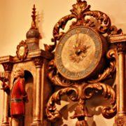 フォートナム・メイソンの時計