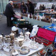紅茶の国から:ロンドンブリッジ駅周辺のマーケット vol.1