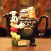 ミッキーマウスのティーポットを入荷しました!