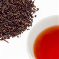 ニルギリティーの茶葉と水色の写真