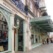 紅茶の国から:クリスマス一色のFortnum&Mason本店に行ってきました