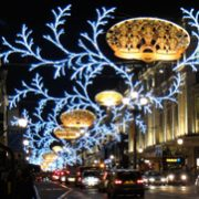 紅茶の国から:クリスマス翌日から新年にかけてのロンドン