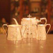 Mappin&Webb(マッピン&ウェッブ)のティーセットが売れました。【紅茶を楽しむためのアンティーク】