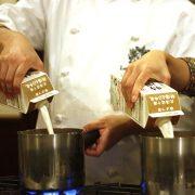 1/21(火)【プロ向け】ロンドンティールームの『ロイヤルミルクティー』紅茶実践セミナーを開講しました!