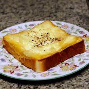紅茶とサジェスチョン:やみつき!ポテマヨチーズトーストのレシピ