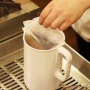 水出し紅茶のティーバッグを活用した店舗様向けメニューのご提案①